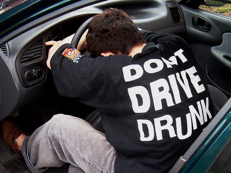 Пьют или не пьют российские водители