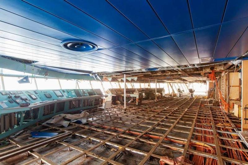 Размеры этого судна превышали размеры «Титаника»... Вот что находится внутри затонувшего гиганта!