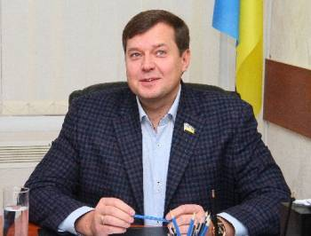 Депутат Украины Балицкий: РФ…