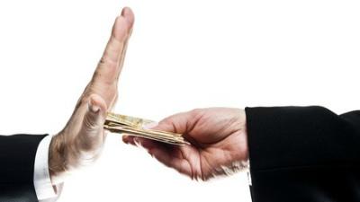 Бизнес освободят от ответственности за взятку при вымогательстве