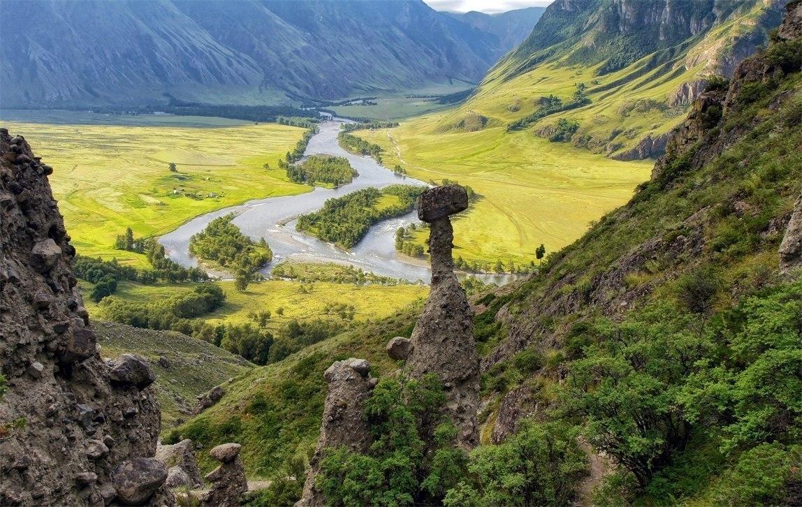 Перевал Кату-Ярык, зрелищный и впечатляющий