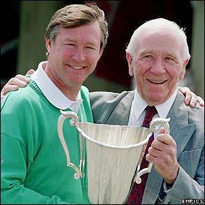 022 Алекс Фергюсон: Самый титулованный тренер Манчестер Юнайтед