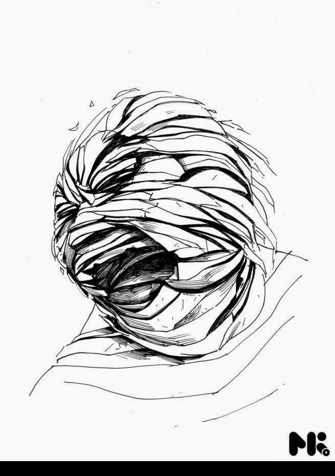 Немецкий иллюстратор Майкл Кутч