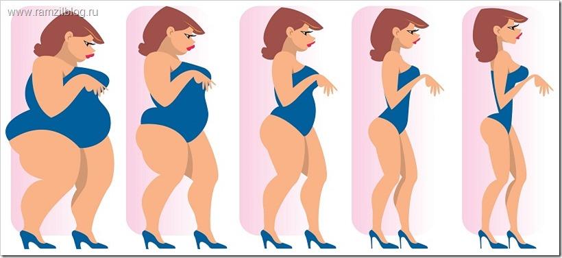 Куда девается жир, когда вы сбрасываете вес