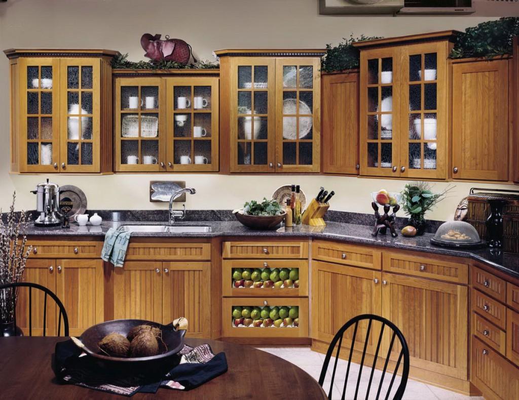 unique design classic of kitchen 1024x790 Дизайн фасадов кухонных шкафов 60 фото