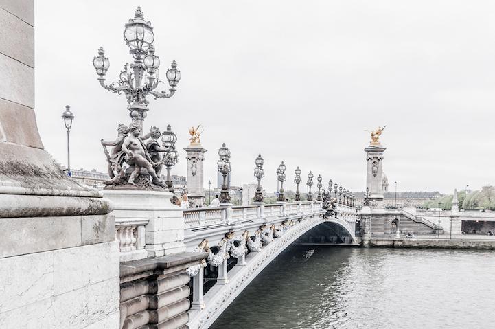 Очарование симметрией Парижа