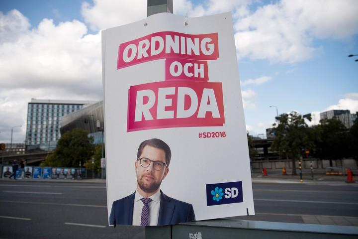 Шведские националисты готовятся взять власть