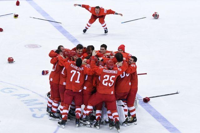 New York Post назвал российских хоккеистов «командой без страны»