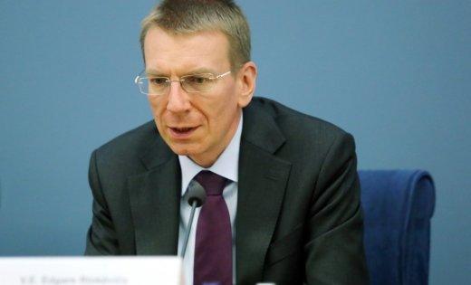 МИД Латвии предлагает возобновить переговоры овступлении Турции вЕС