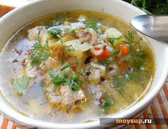Что можно положить в рыбный суп