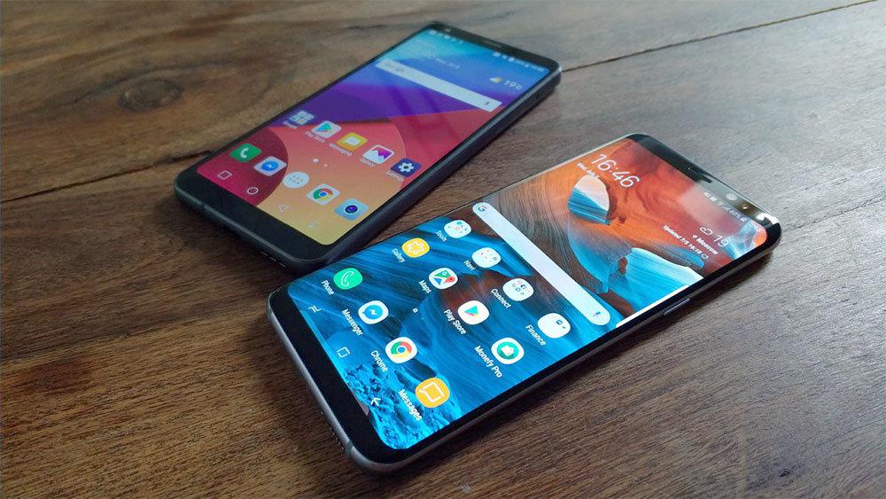 Есть ли смартфон лучше Samsung Galaxy S8?