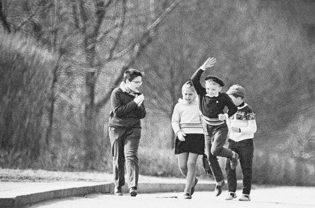 Школьники ссср. Фото советских школьников
