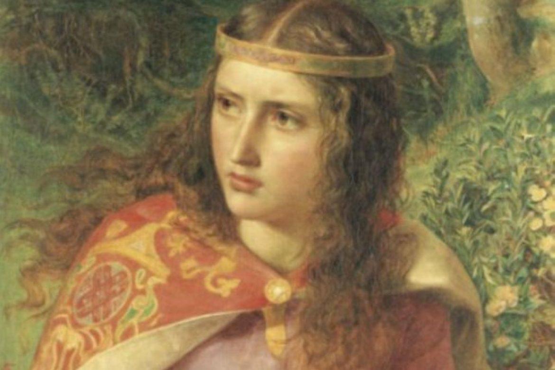 Алиенора Аквитанская – королева двух королевств