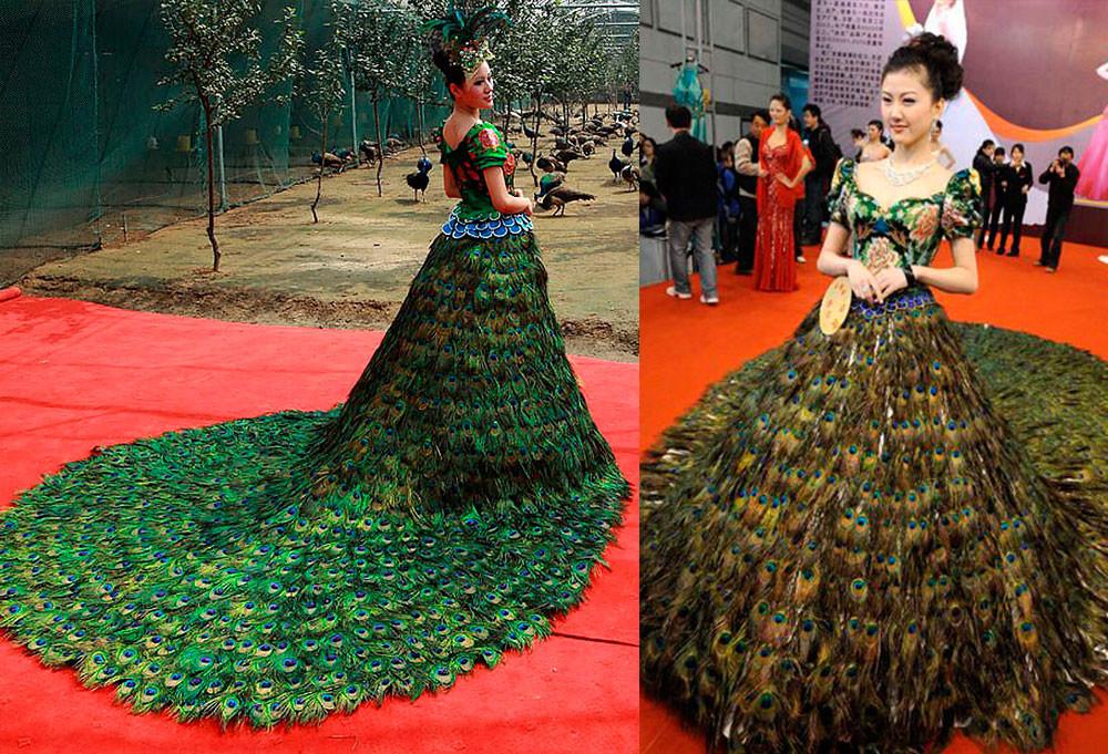 Самый красивое платье в мире
