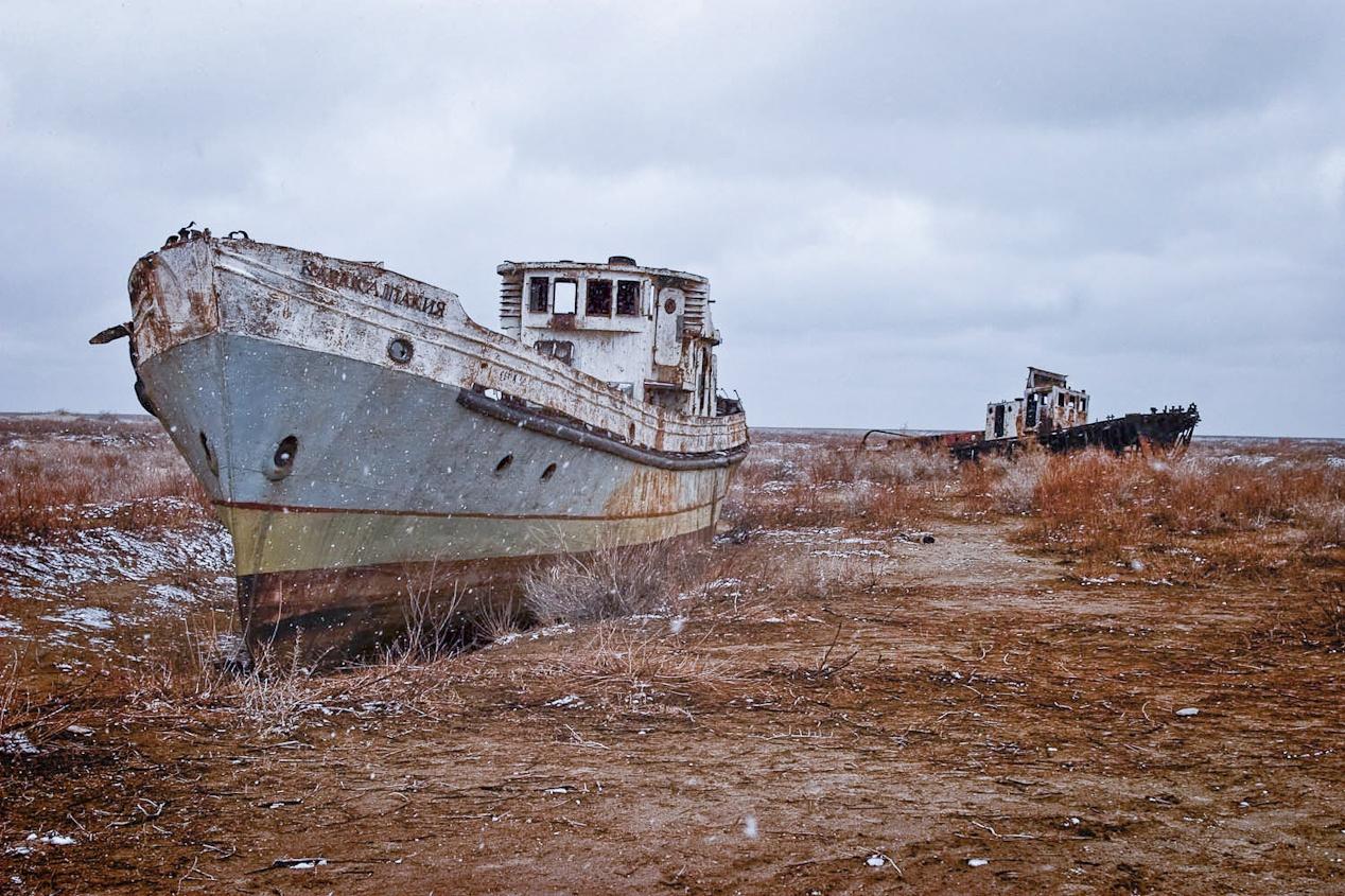 Аральское море переживает вт…