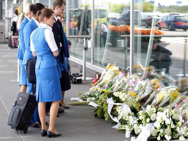 Нидерланды больше не обвиняют Украину в гибели боинга MH17 в Донбассе