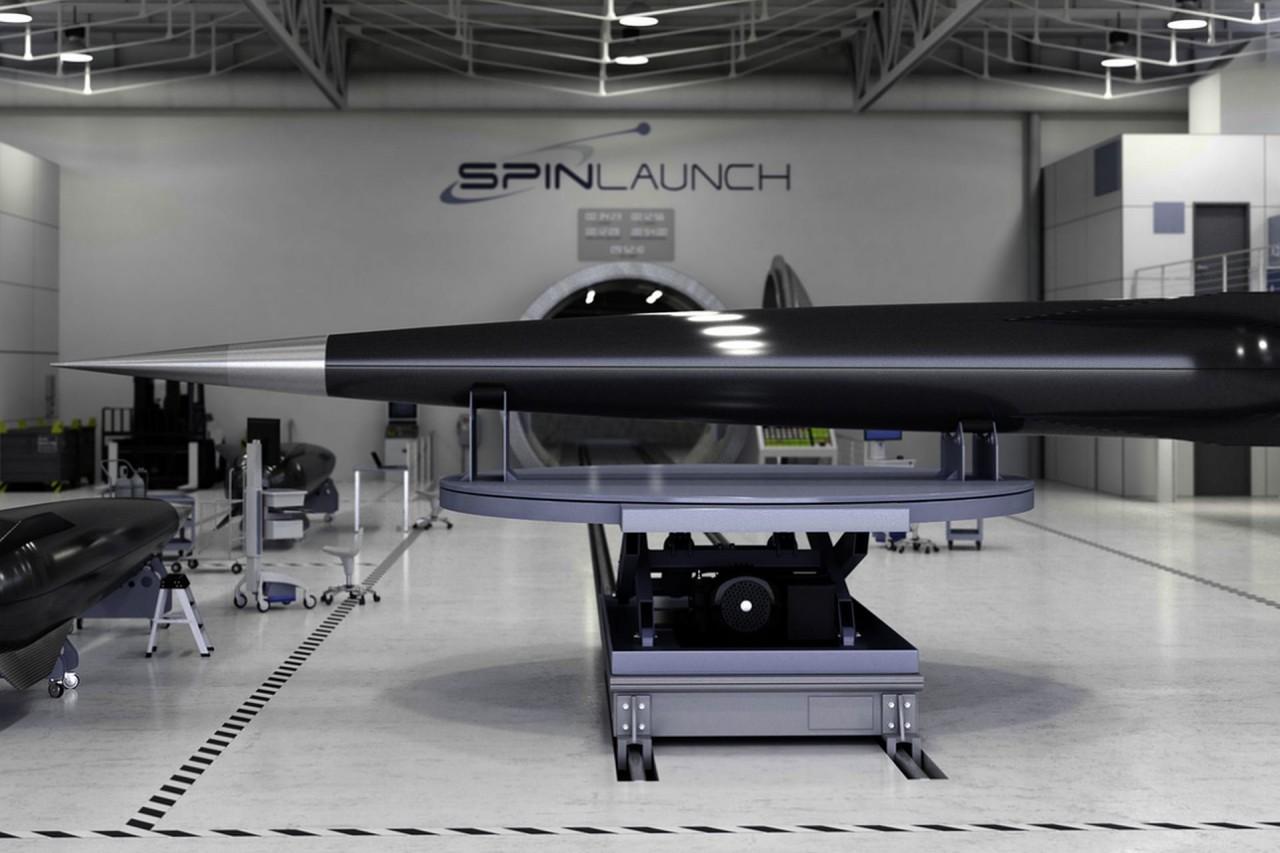 SpinLaunch обещает катапульт…