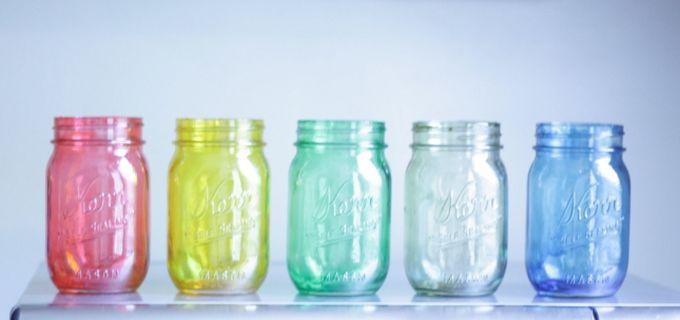 2. A mason jar — многофункциональные и красивые баночки дом, отличие