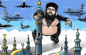 Террористы – отрезатели голо…