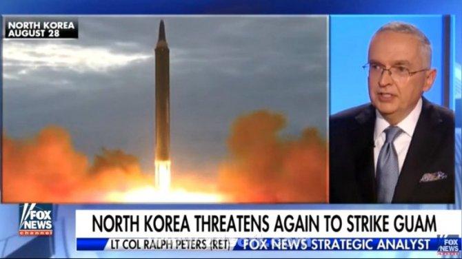 Аналитик Fox: США не сбивают…