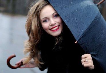 Главный осенний аксессуар, или Как правильно выбрать зонт?