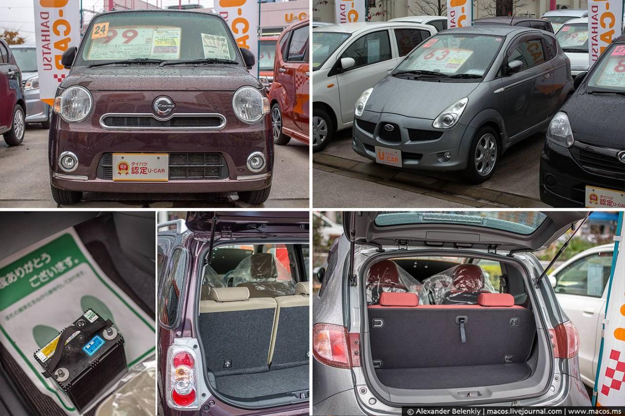 На каких машинах ездят сами японцы