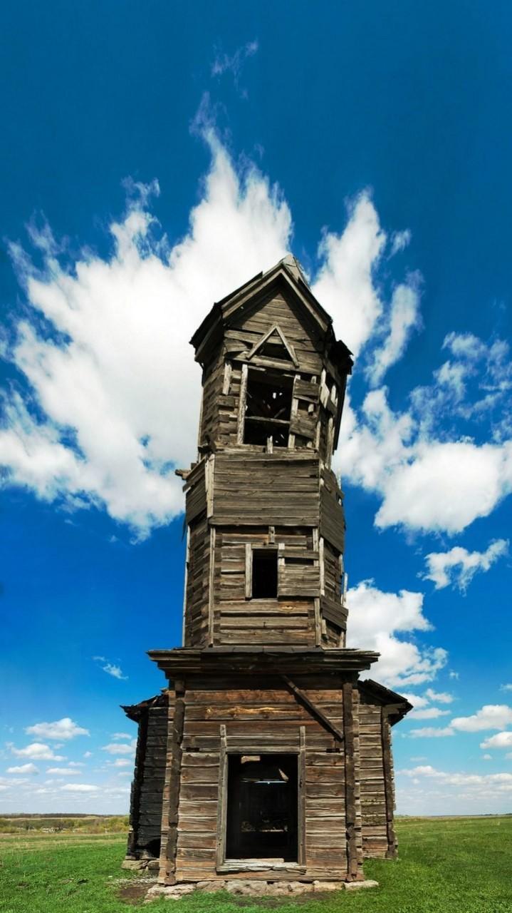 Деревянная церковь Архангела Михаила…