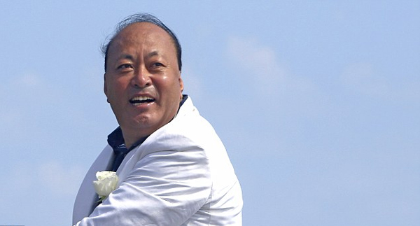 Китайский миллиардер Ли Цзиньюань