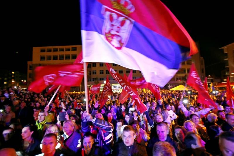 Чем грозит России сербский Майдан?