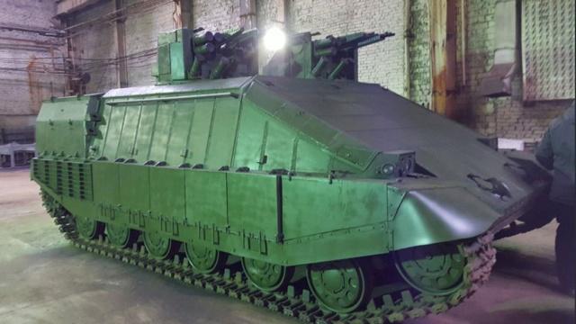 Дмитрий Рогозин: танк из мусорных контейнеров