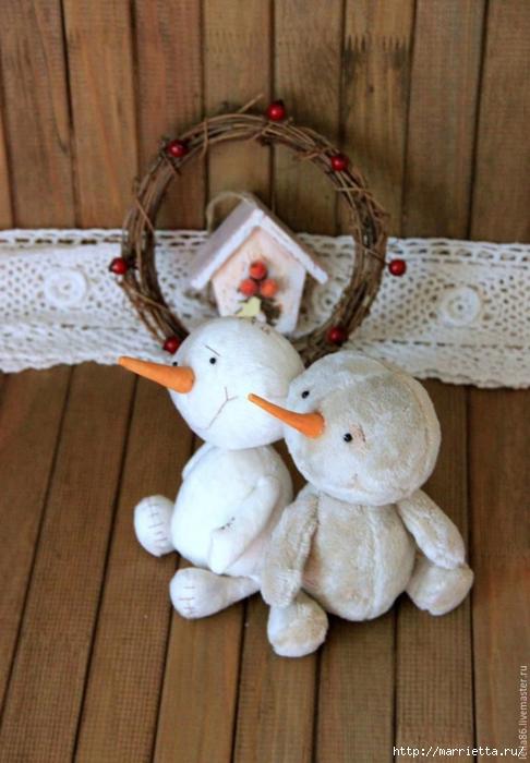 Шьем сами плюшевого снеговика (1) (486x700, 233Kb)