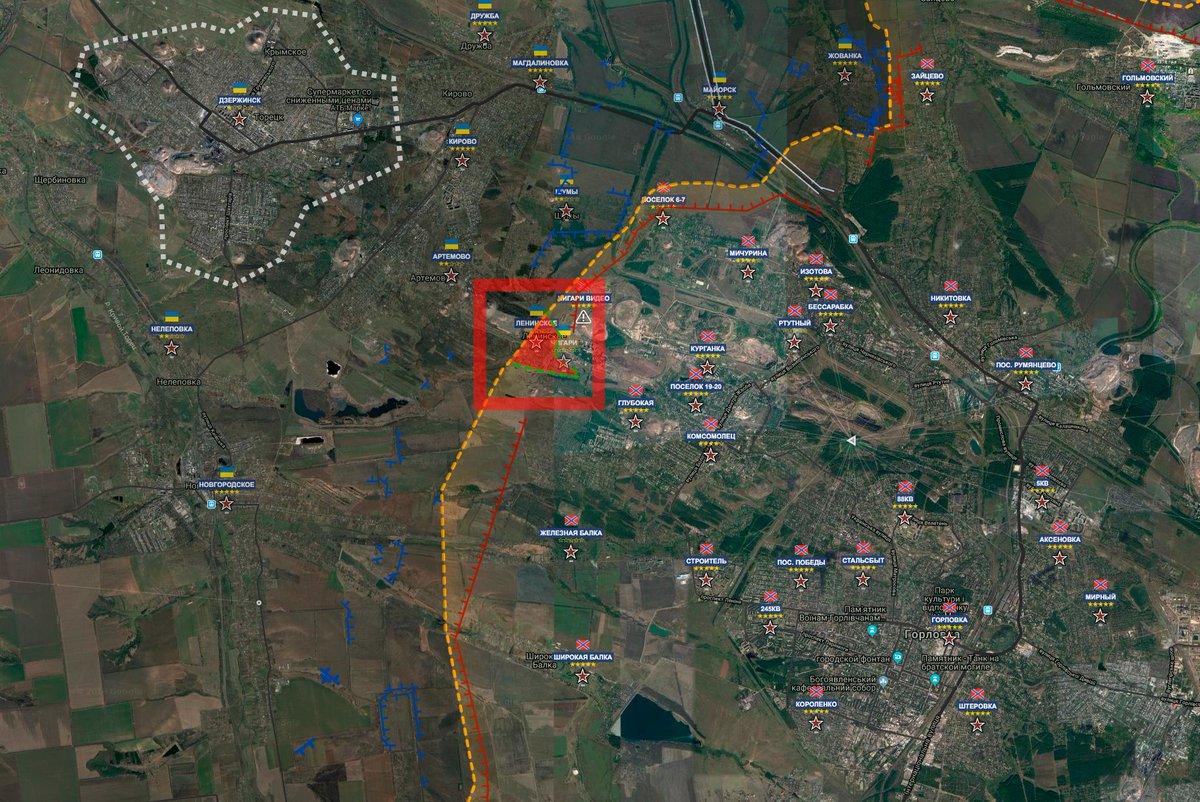 Коротко по Донбассу. 22.05.2018