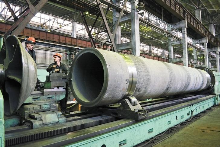 Компания «АЭМ-технологии» отгрузила первый вал по контракту с финской компанией «Valmet»