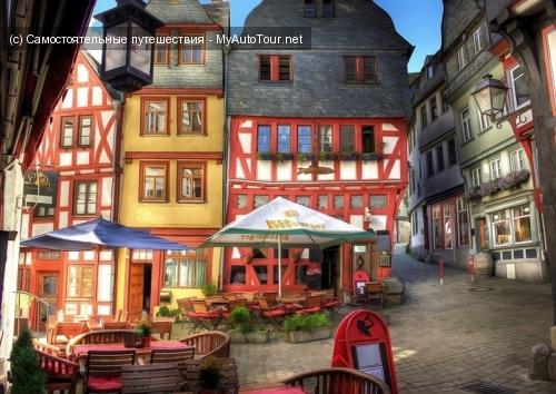 Лимбург-на-Лане - город-сказка