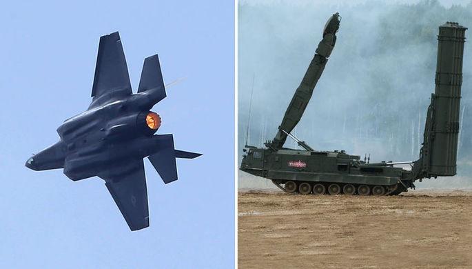 Истребители НАТО испытали ук…