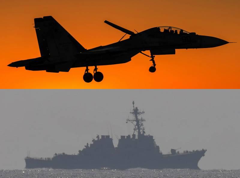 Апрельское устрашение «Иджисов» с помощью «Каяков» — дело спорное. Озадачен ли Пентагон?