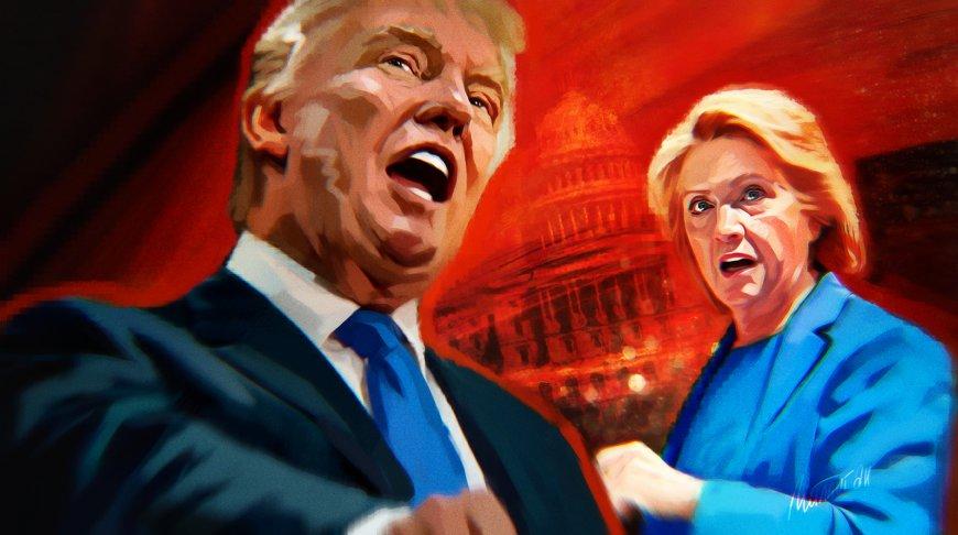 «Кляп» для Конгресса: американцы по горло сыты «русской бабайкой»