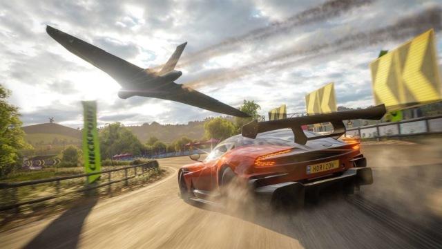 В Forza Horizon 4 впервые в серии появятся небольшие сюжетные задания