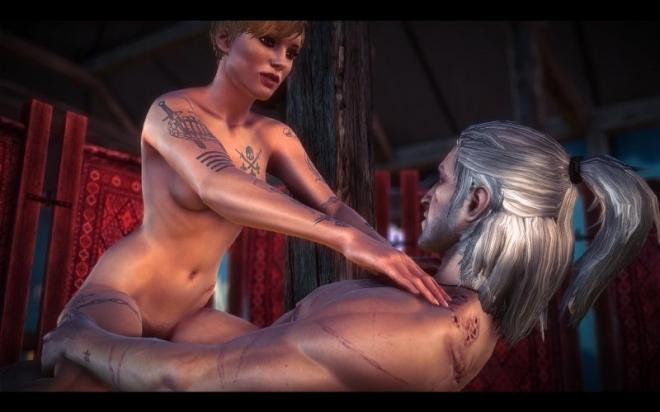 Порно сцены в компьютерных играх