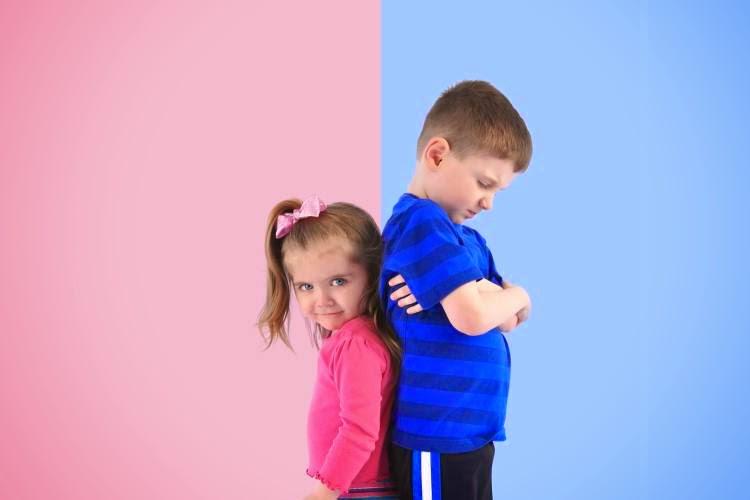stereotyping children