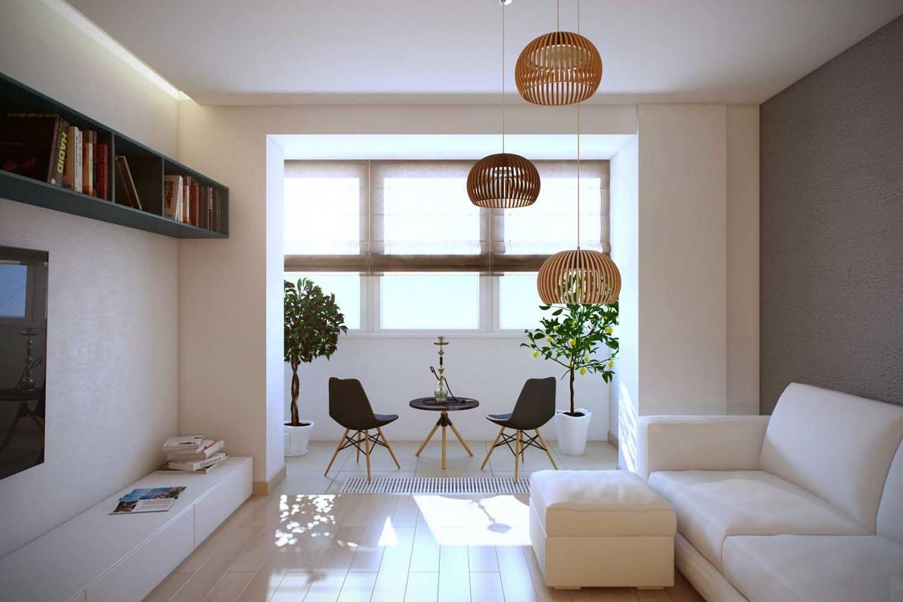 Балкон + квартира. Как и зачем их соединяют на самом деле?