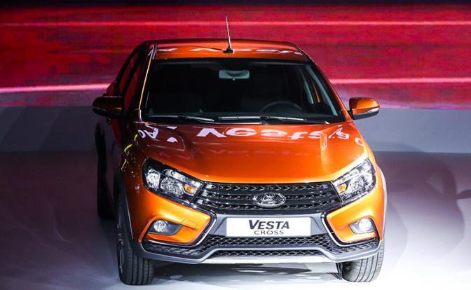 Lada Vesta: Попробуй ее с вариатором