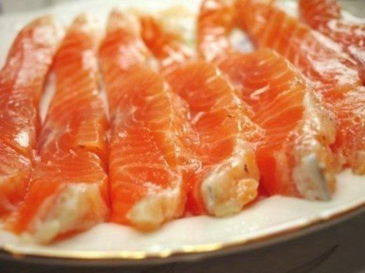 Лучший маринад для красной рыбы. На вкус — просто потрясающе
