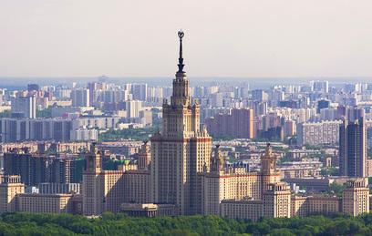МГУ и СПбГУ вошли в TOP-100 самых престижных вузов мира