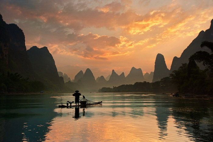 Живописные панорамы реки Ли