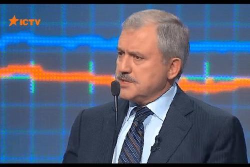Турецко-татарский дуплет под лай украинских мосек
