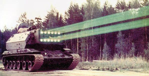 Американцы о лазерном комплексе «Сжатие» РФ: «Мы думали, что это США первыми сделали боевой лазер»