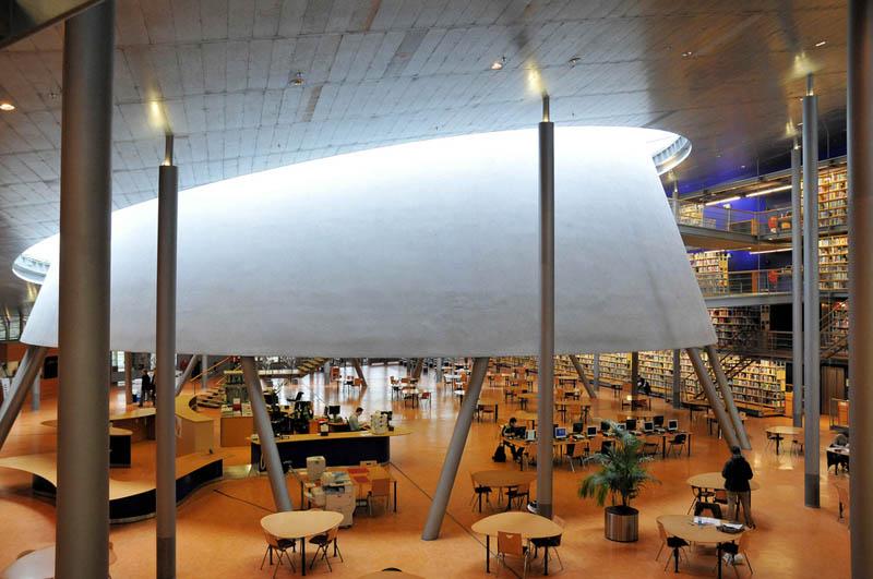 1429 15 самых красивых библиотек мира