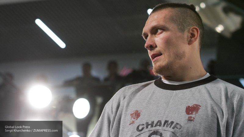 Украинский боксер Усик решил посмотреть Крым