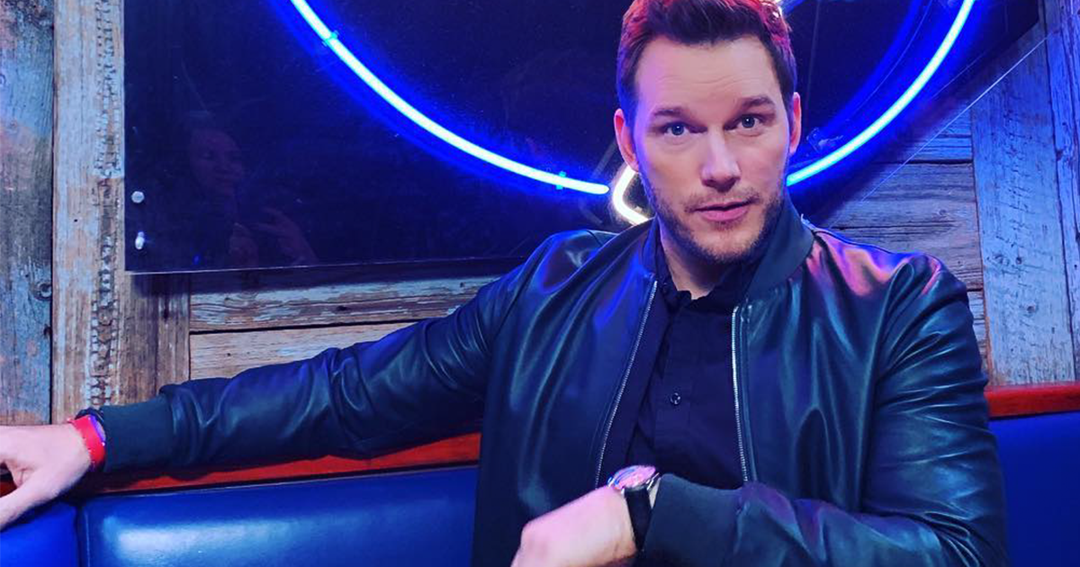 Chris Pratt Just Confessed He Used To Eat Leftover Shrimp Off Of People's Plates